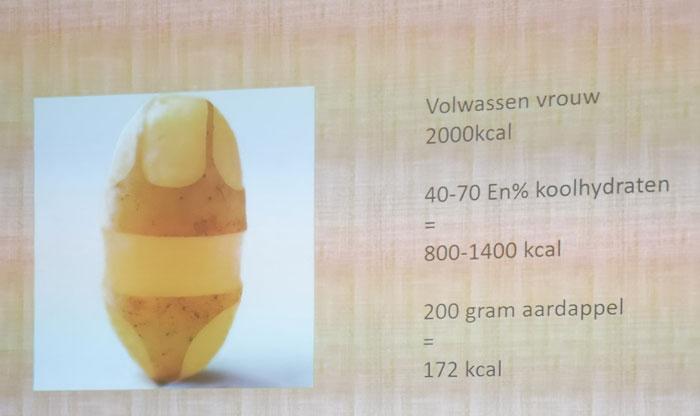 aardappel weetje