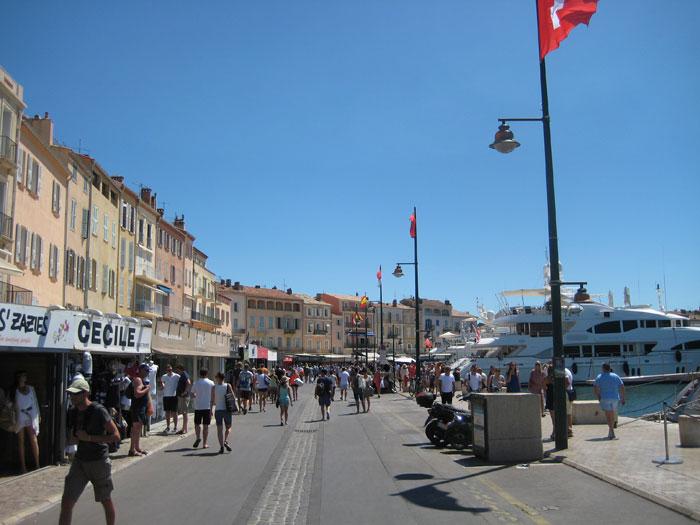 boulevard saint tropez