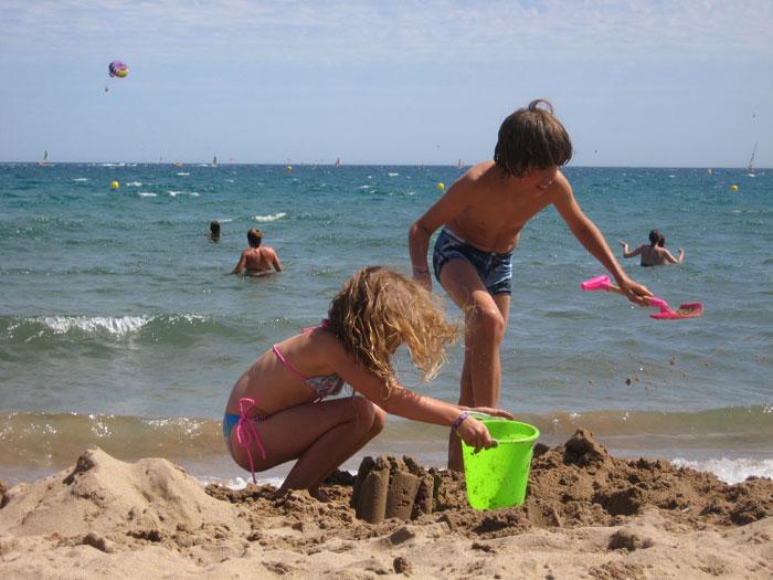 strand frejus