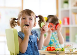 gezonde kindervoeding