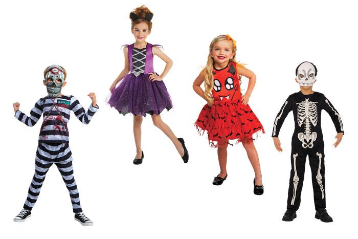 Zeeman Halloween.Goedkope Halloween Kostuums Voor Kinderen Klaar Onder De