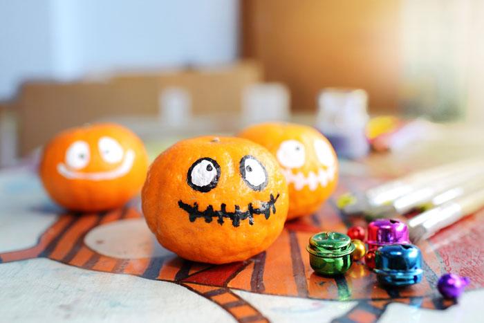 Halloween Spin Knutselen.Halloween Knutselen 16x Leuke Halloweenknutsels Voor Kinderen