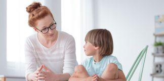 moeder kind gesprek