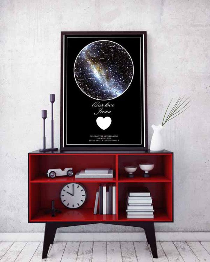 sterrenposter