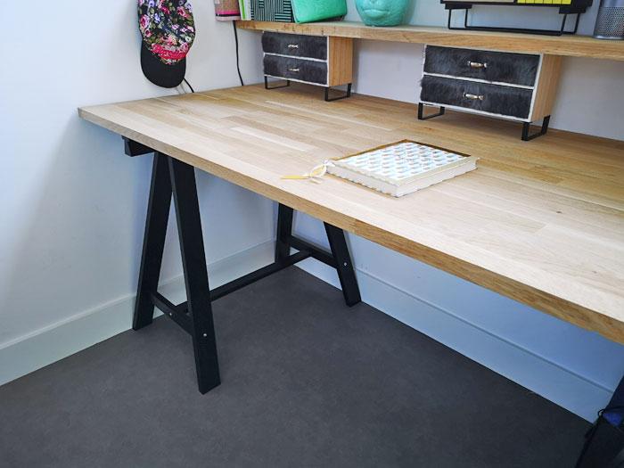 bureau maken met schagen