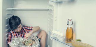 puber eet ongezond