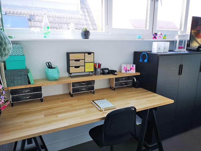 zelf bureau maken
