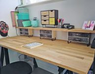zelf een bureau maken