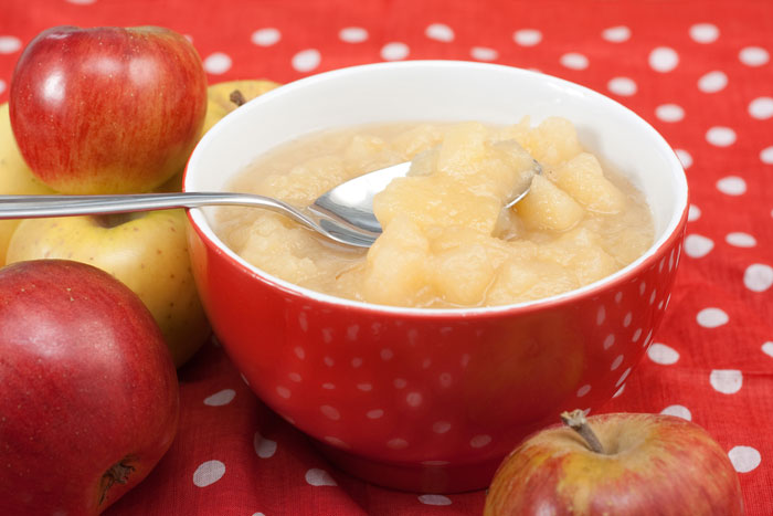 Appelmoes maken; suikervrije gezonde appelmoes klaar in 20 minuten