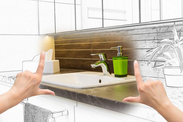 Beste Indeling Badkamer : Indeling badkamer met deze tips creëer jij je droom badkamer