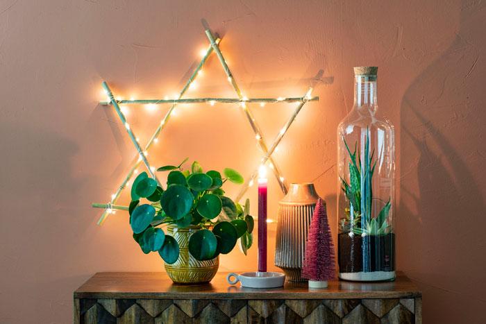 Feestdagen Natuurlijke Kerstdecoratie : Kersttrends deze stijlen zijn hip tijdens de feestdagen