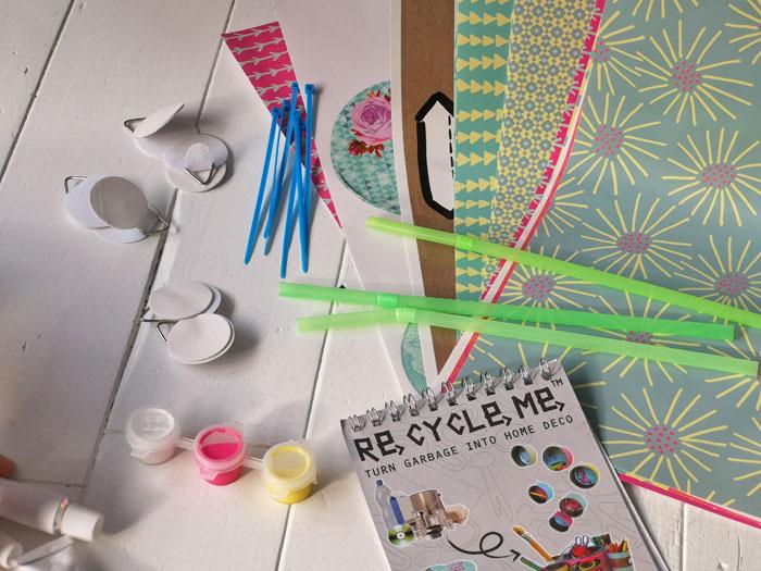re-cycle-me knutselpakket