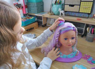 Baby Born Sister Styling Head Fairy
