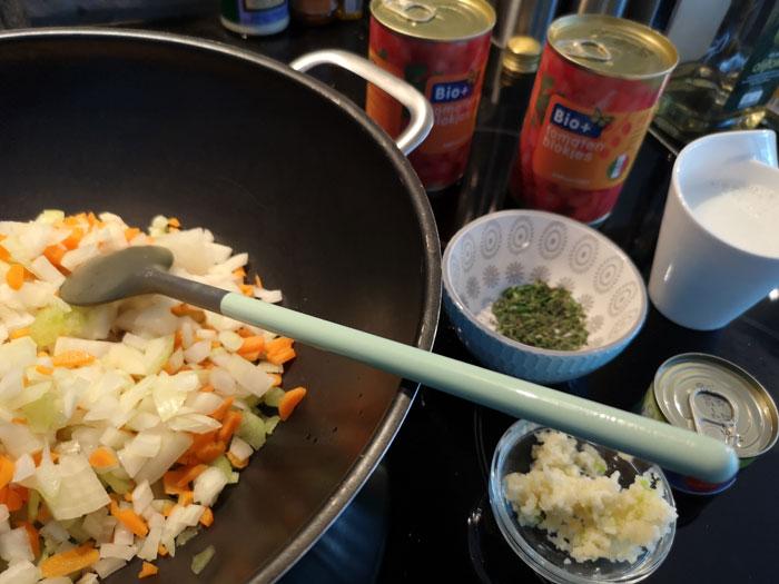 bolognese saus ingrediënten