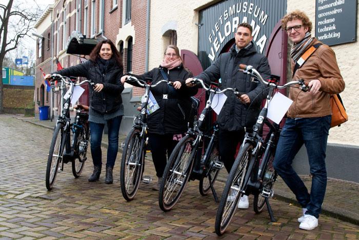 fietsen ebike fietsmuseum