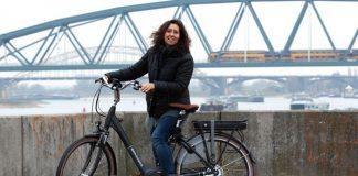 fietsen in nijmegen op de elektrische fiets