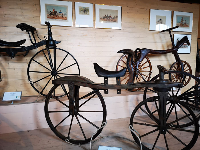 fietsmuseum velorama