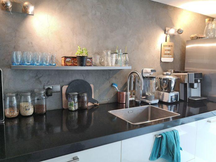industriele keuken