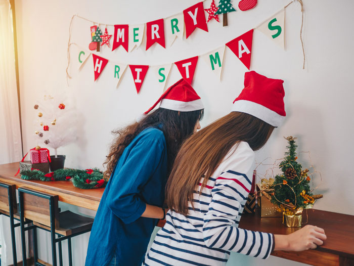 kerst swap 2018