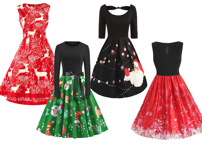 Foute Kersttrui Jurk.Foute Kerstjurk Vergeet Haute Couture And Keep Calm It S Christmas