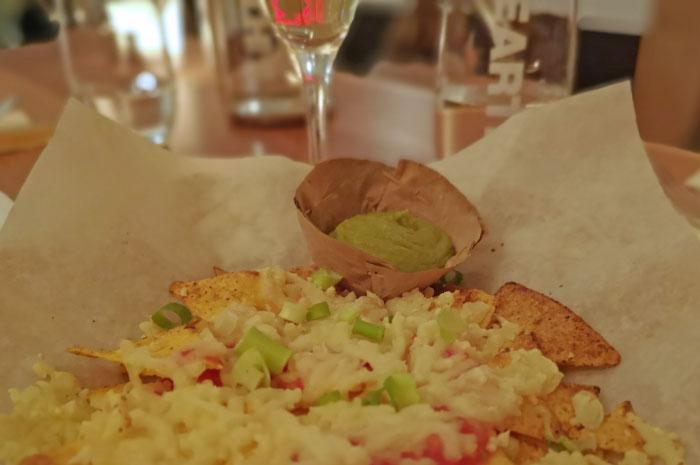nachos restaurant Aarde
