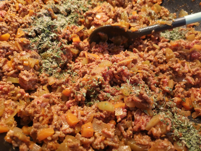 spaghetti bolognese saus maken
