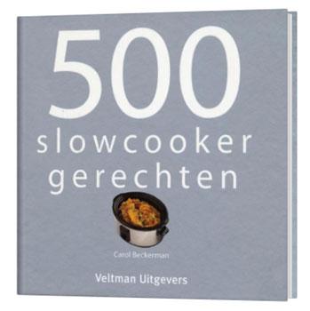 slowcooker recepten boek