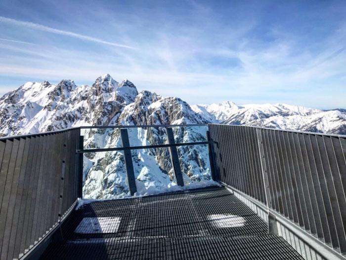 AlpspiX uitkijkpunt