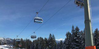 skigebied Garmisch-Partenkirchen