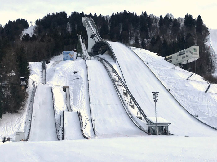 skischans Olympia-Skistadion