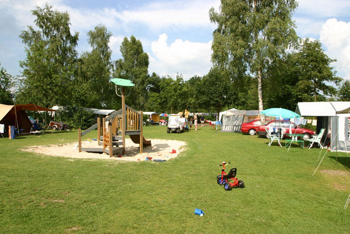 sprookjescamping kampeerveld