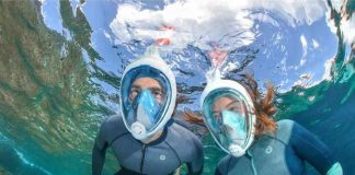 easybreath snorkelmasker