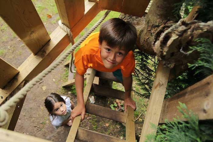 kindvriendelijke tuin, tips
