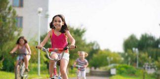 welke fietsmaat kind