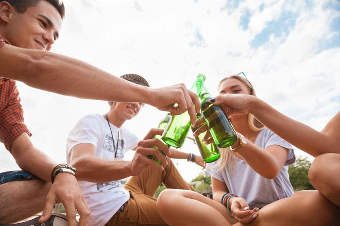 alcohol onder 18