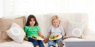 eten voor tv