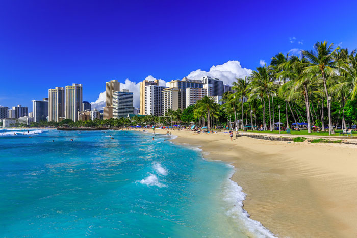 hawaii, de hotspot van amerika