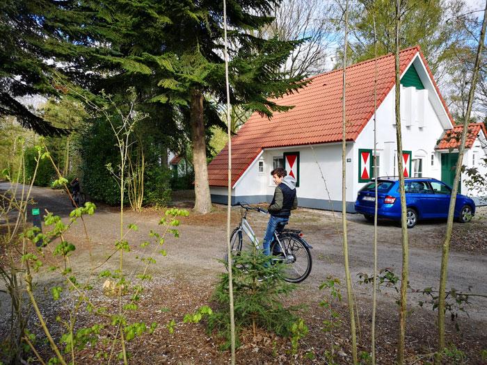 het land van bartje, fietsen huren
