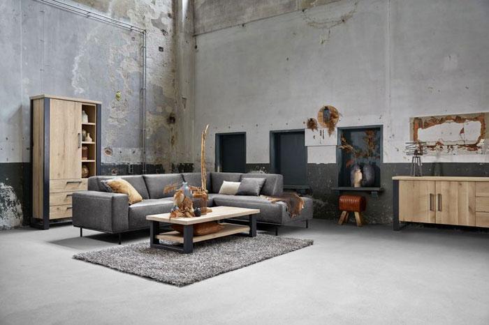 hoekbank indeling woonkamer
