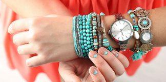 horloge combineren met armbanden