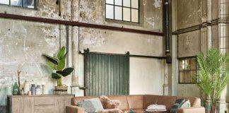 indeling woonkamer met hoekbank