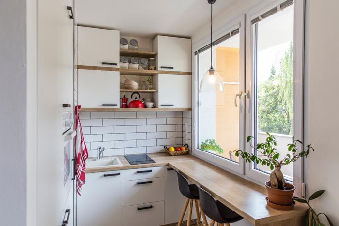 Kleine keuken inrichten ideeën en voorbeelden voor kleine keukens