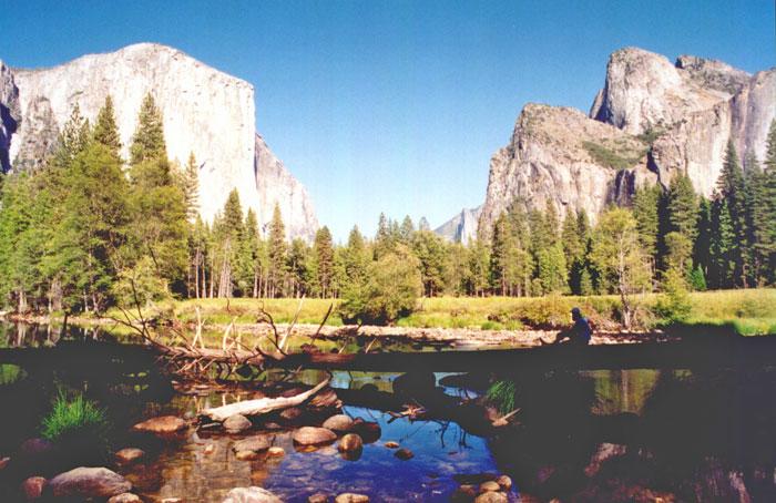 mooiste plekken van amerika, Yosemite park