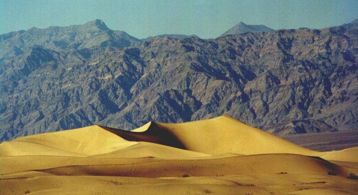 Death Valley, een van de mooiste plekken in de USA