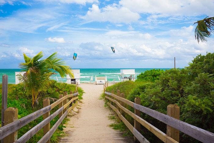 miami beach behoort ook zeker tot de leukste en mooiste plekken van de usa