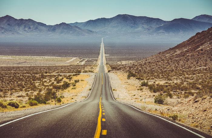 mooie plek amerika, route 66