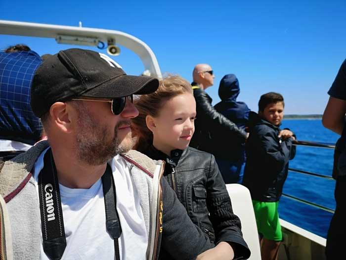 Brijuni ferry overtocht