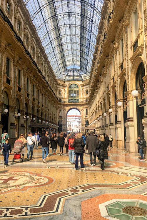 Galleria Vittoria Emanuelle
