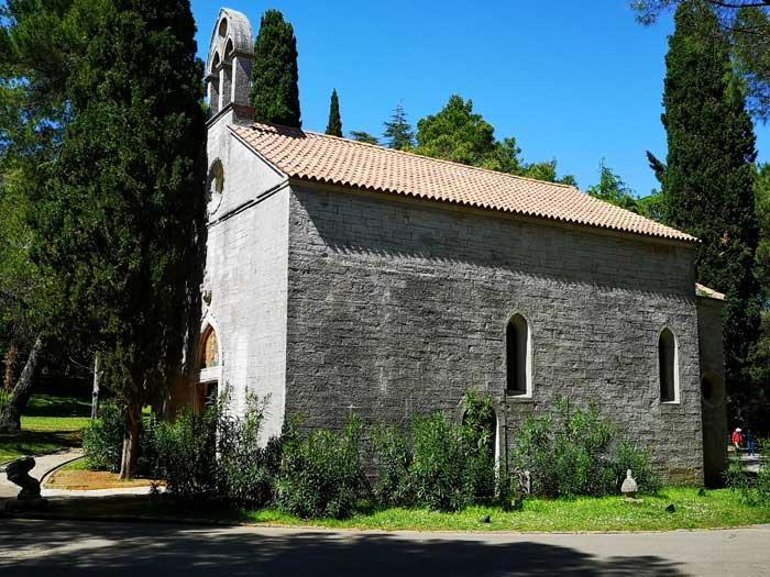 brijuni national park germania kerk