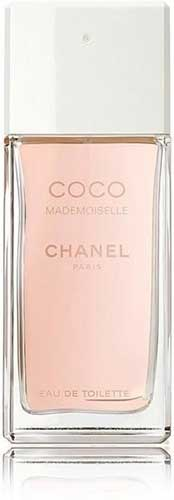 top 10 vrouwenparfums, chanel, coco mademoiselle